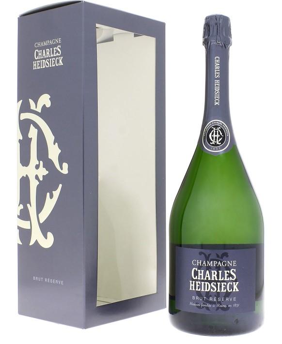 Champagne Charles Heidsieck Brut Réserve Magnum 150cl