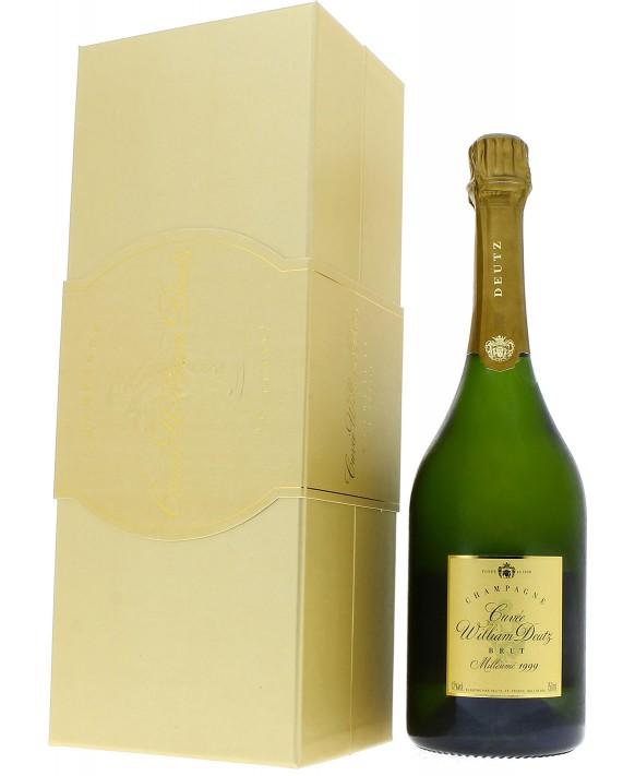 Champagne Deutz Cuvée William Deutz 1999