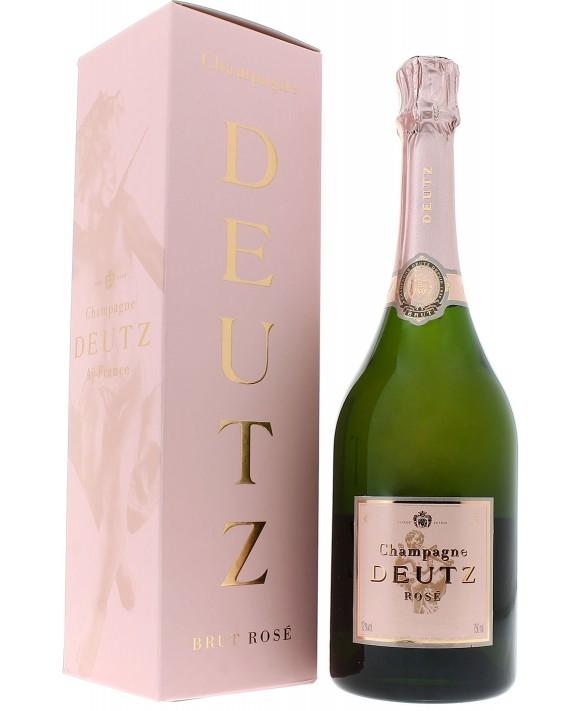 Champagne Deutz Brut Rosé 75cl