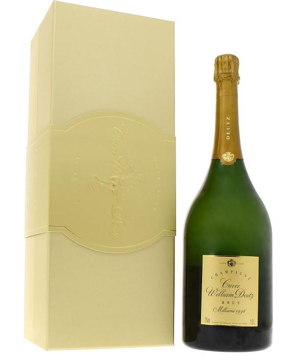 Champagne Deutz Cuvée William Deutz 1996 Magnum