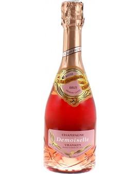 Champagne Demoiselle Rosé Brut Grande Cuvée Demi