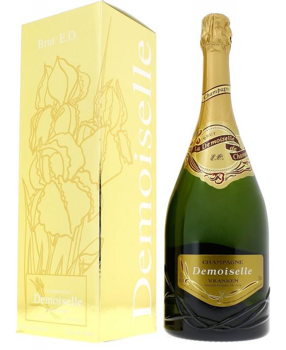 Champagne Demoiselle Brut EO Tête de Cuvée Magnum