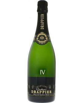 Champagne Drappier Blanc de IV Blancs Quattuor