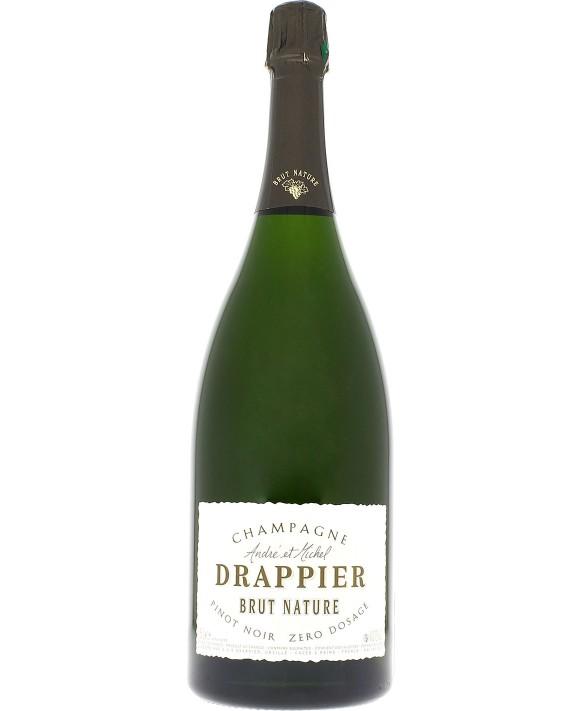 Champagne Drappier Brut Nature Magnum