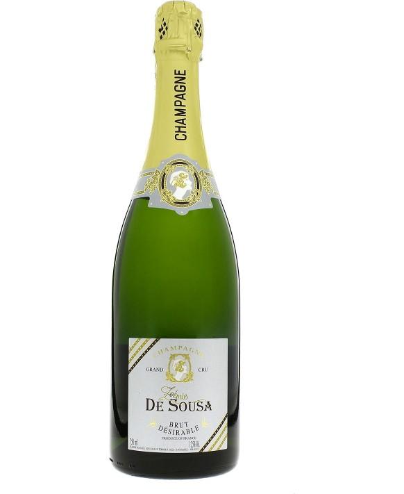 Champagne De Sousa Zoémie de Sousa Cuvée désirable