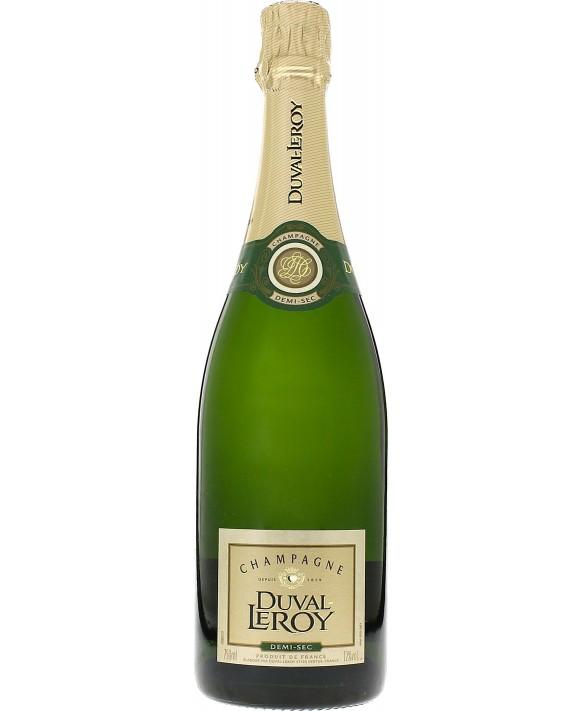 Champagne Duval - Leroy Demi-Sec
