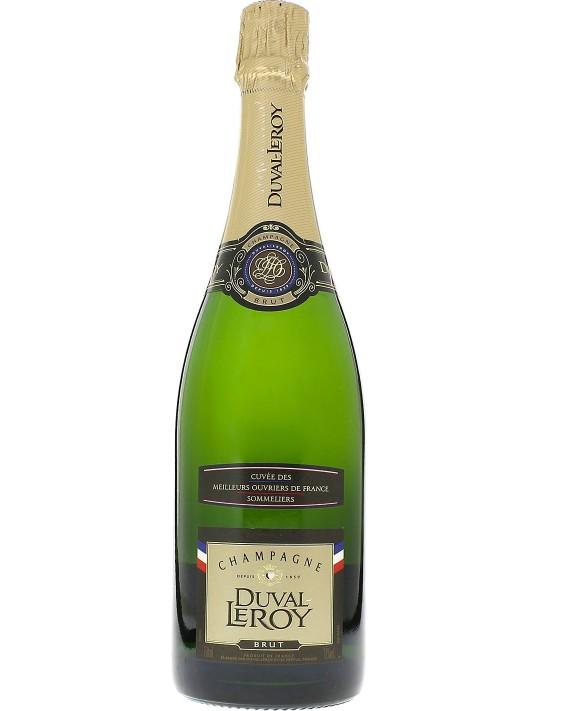 Champagne Duval - Leroy Cuvée MOF