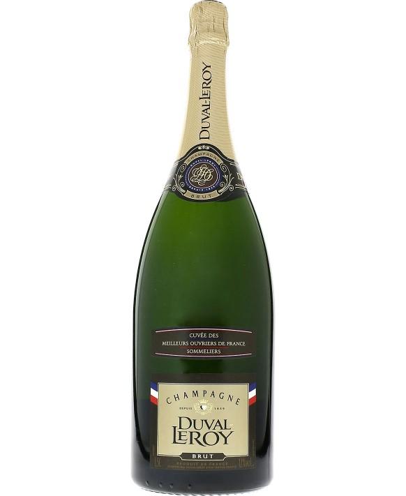 Champagne Duval - Leroy Cuvée MOF Magnum 150cl