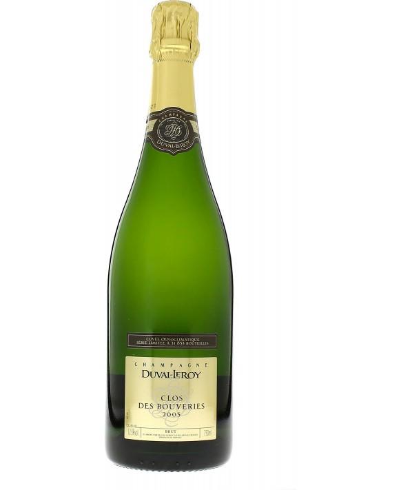 Champagne Duval - Leroy Clos des Bouveries 2005