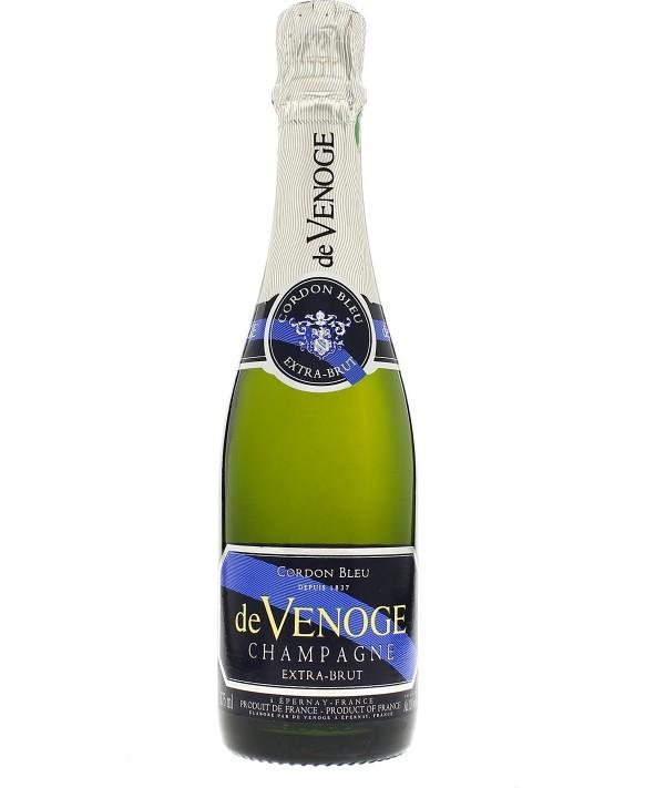 Champagne De Venoge Cordon Bleu Extra-Brut half bottle 37,5cl