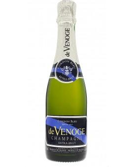 Champagne De Venoge Cordon Bleu Extra-Brut half bottle