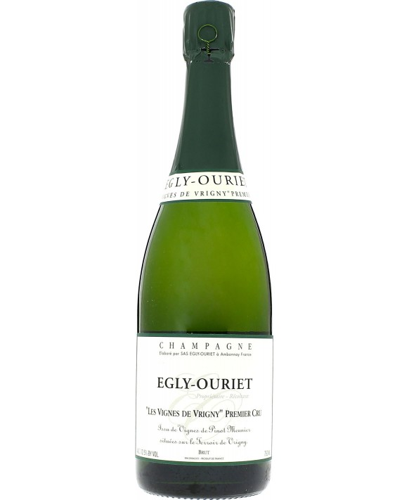 Champagne Egly-ouriet Brut 1er Cru les Vignes de Vrigny