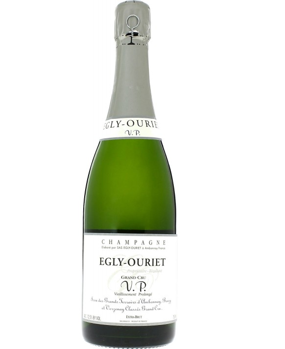 Champagne Egly-ouriet Grand Cru VP Extra-Brut 75cl