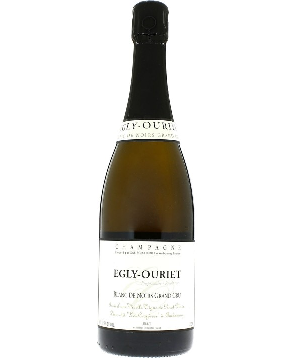 Champagne Egly-ouriet Grand Cru les Crayères Blanc de Noirs Vieilles Vignes