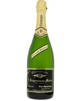 Champagne Bergeronneau Marion Brut Grande Réserve