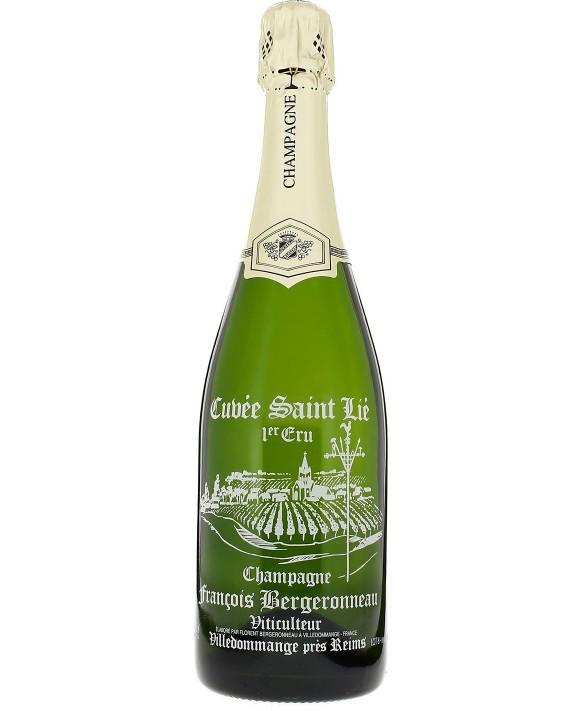 Champagne Bergeronneau Marion Saint Lié