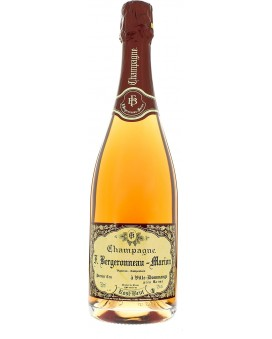 Champagne Bergeronneau Marion Rosé