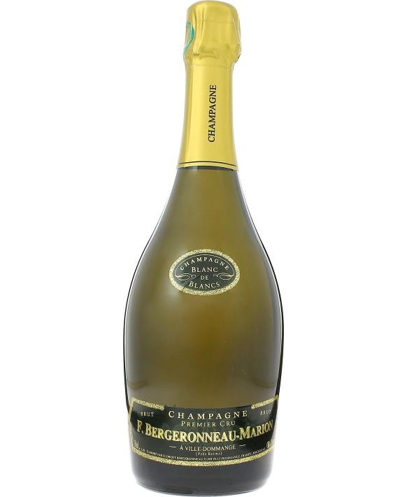 Champagne Bergeronneau Marion Blanc de Blancs
