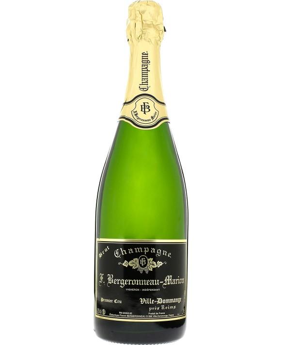 Champagne Bergeronneau Marion Brut Sélection