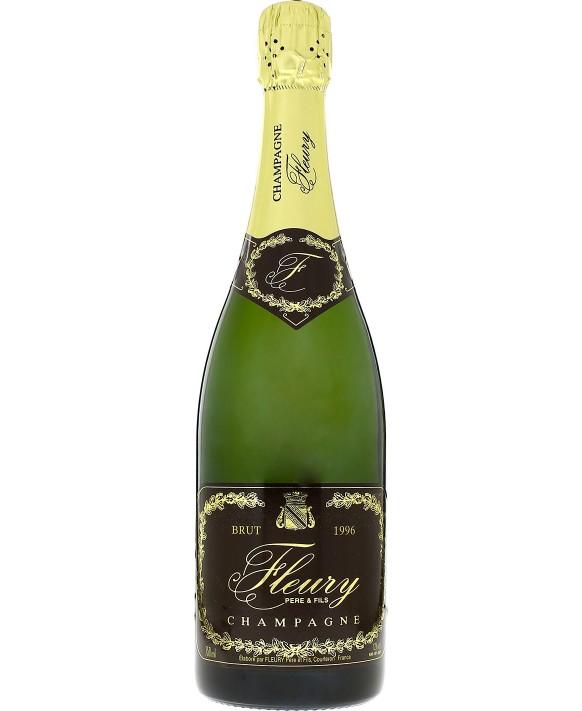 Champagne Fleury Millésime 1996 75cl