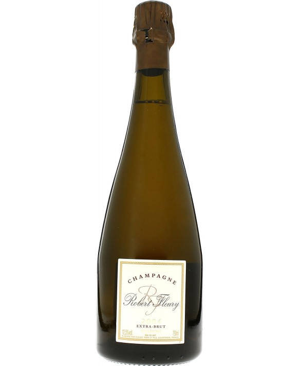 Champagne Fleury Robert Fleury 2004 Extra-Brut