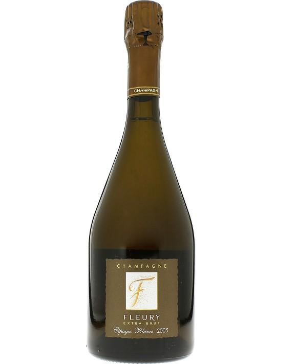 Champagne Fleury Cépages Blancs Extra-Brut 2005