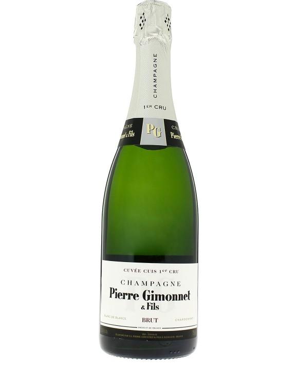 Champagne Pierre Gimonnet Cuis 1er Cru Brut