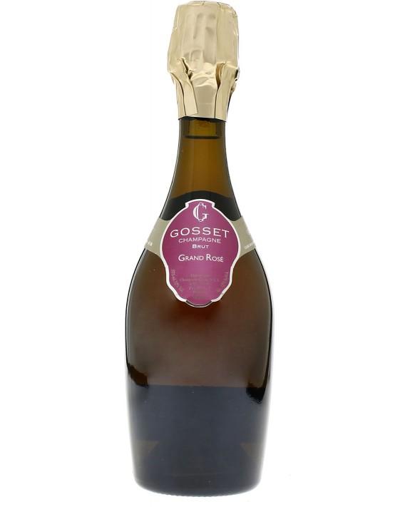 Champagne Gosset Grand Rosé Brut Demi