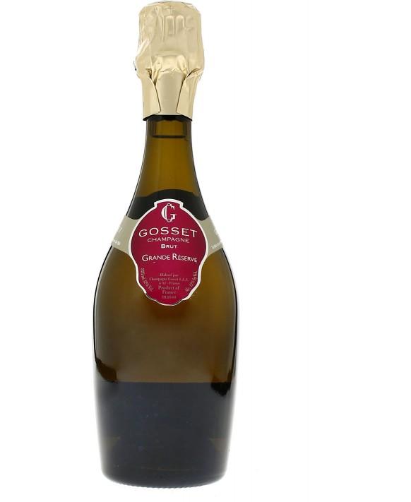 Champagne Gosset Grande Réserve Brut half