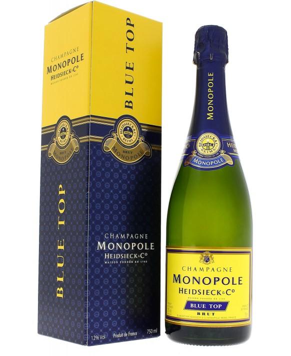 Champagne Heidsieck Blue top