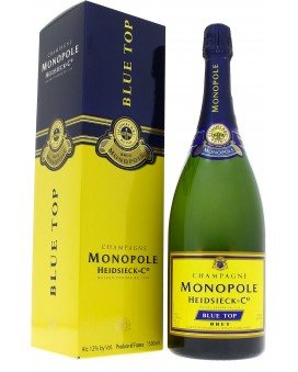 Champagne Heidsieck Blue top Magnum