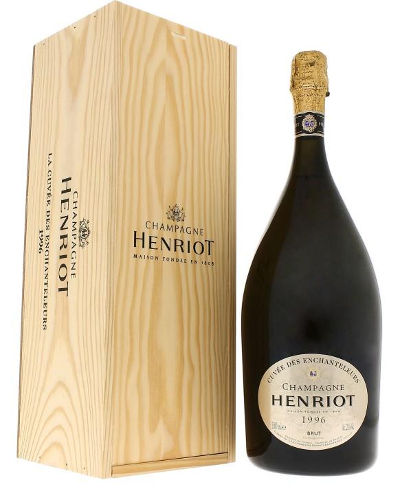 Champagne Henriot Cuvée des Enchanteleurs 1996 Magnum
