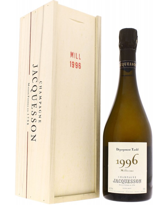 Champagne Jacquesson 1996 Late Disgorgement