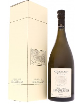 Champagne Jacquesson Dizy Corne Bautray 2004 Magnum