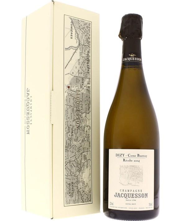 Champagne Jacquesson Dizy Corne Bautray 2004 75cl
