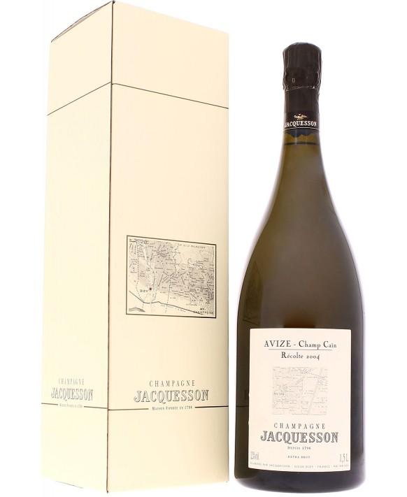 Champagne Jacquesson Avize Champ Caïn 2004 Magnum