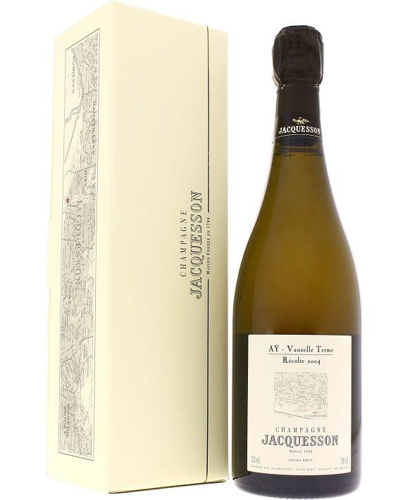 Champagne Jacquesson Ay Vauzelle Terme 2004