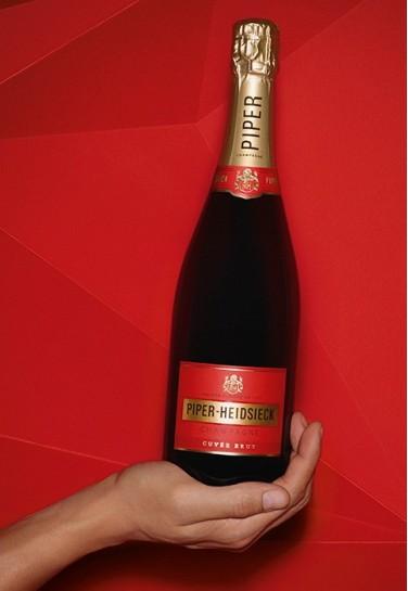 Champagne Piper - Heidsieck