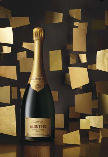 Sélection de Champagnes de prestige